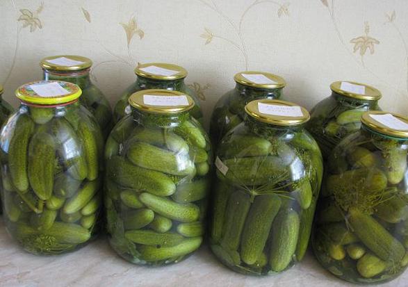 рецепты салатов на зиму новые рецепты без стерилизации
