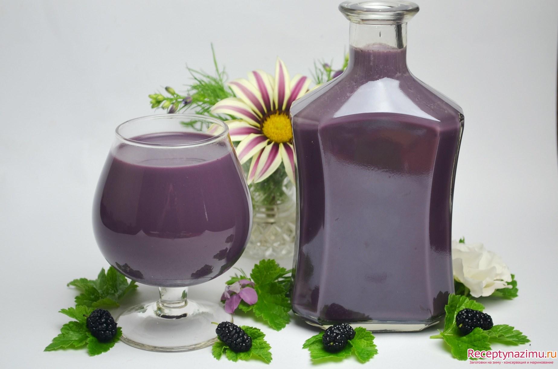 Вишневый ликер в домашних условиях - рецепт 63