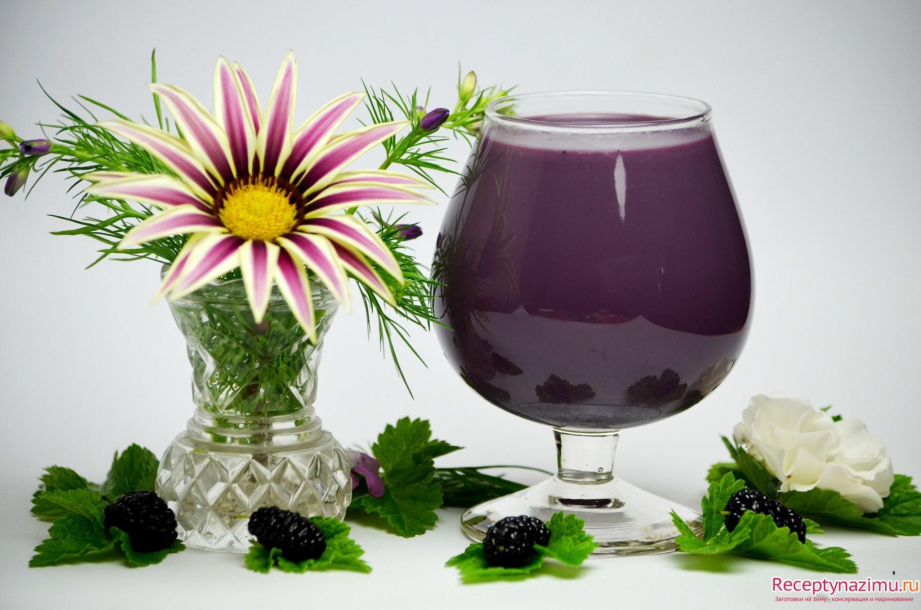 Наливка из ежевики 6 рецептов на водке, спирту и самогоне 46