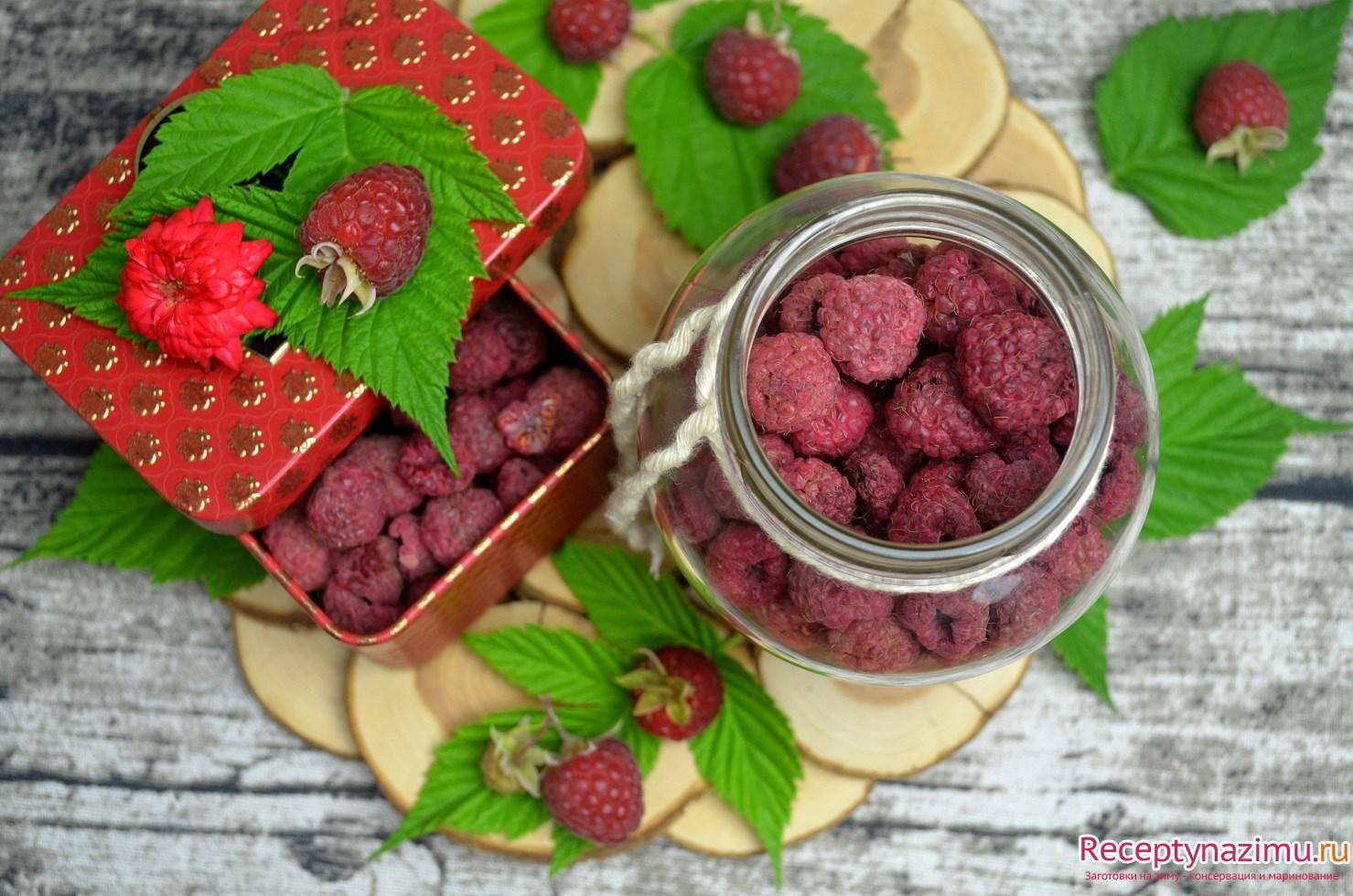 Сушить ягоды в домашних условиях