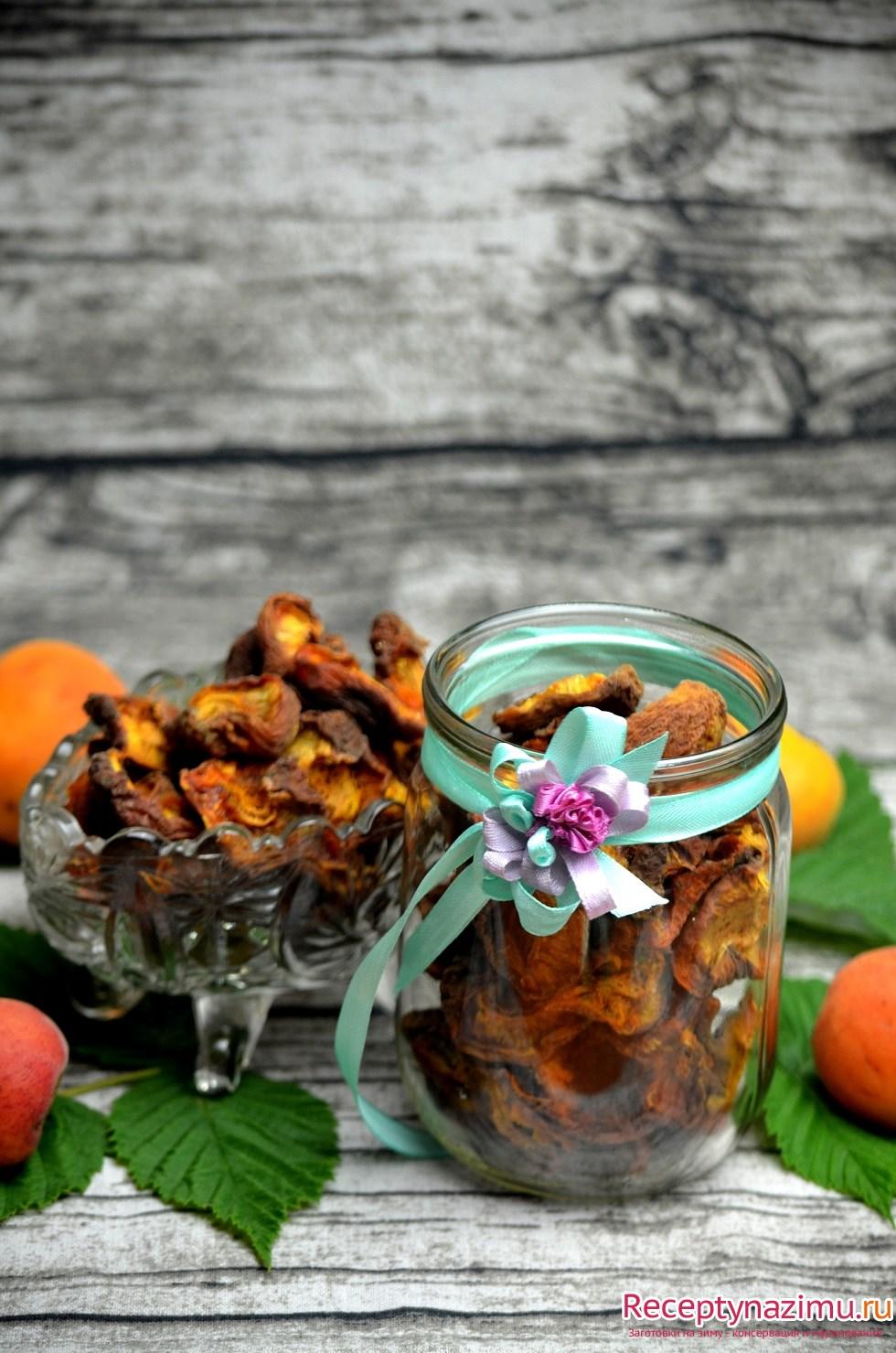 Как засушить абрикосы в домашних условиях на зиму 447