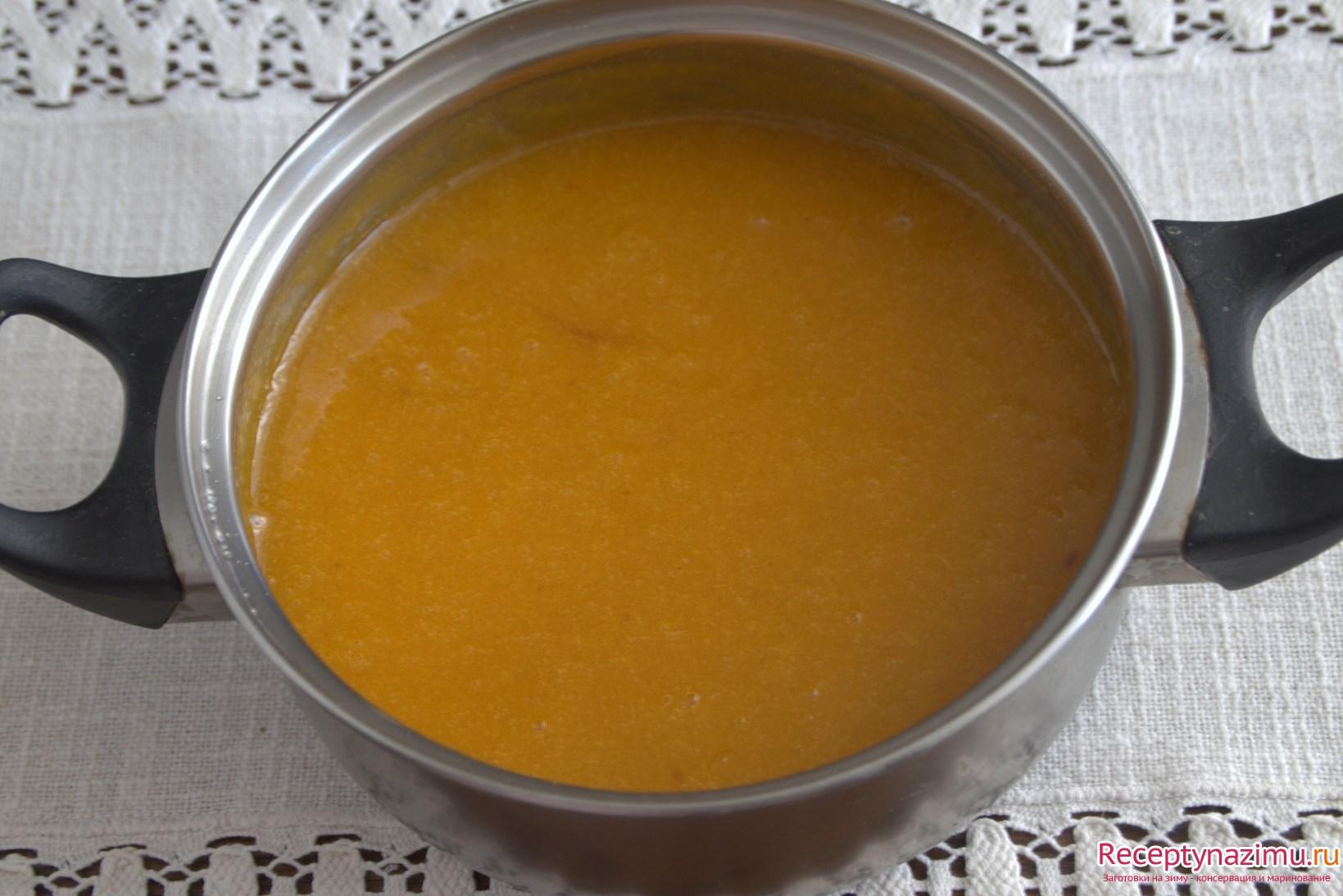 Мармелад из абрикосов: 2 рецепта заготовок на зиму » Сусеки 70