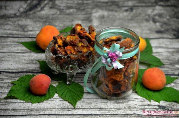 Как засушить абрикосы в домашних условиях на зиму 291