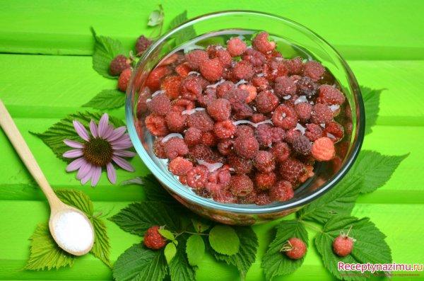 Малиновое варенье рецепт фото пошагово