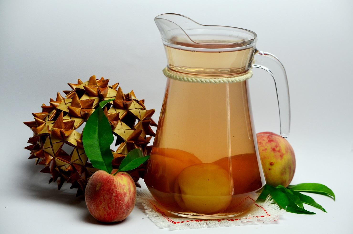 Как законсервировать персики в домашних условиях